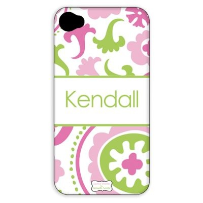 The Suzanni print personalized cell phone case is a customer favorite!!!!!