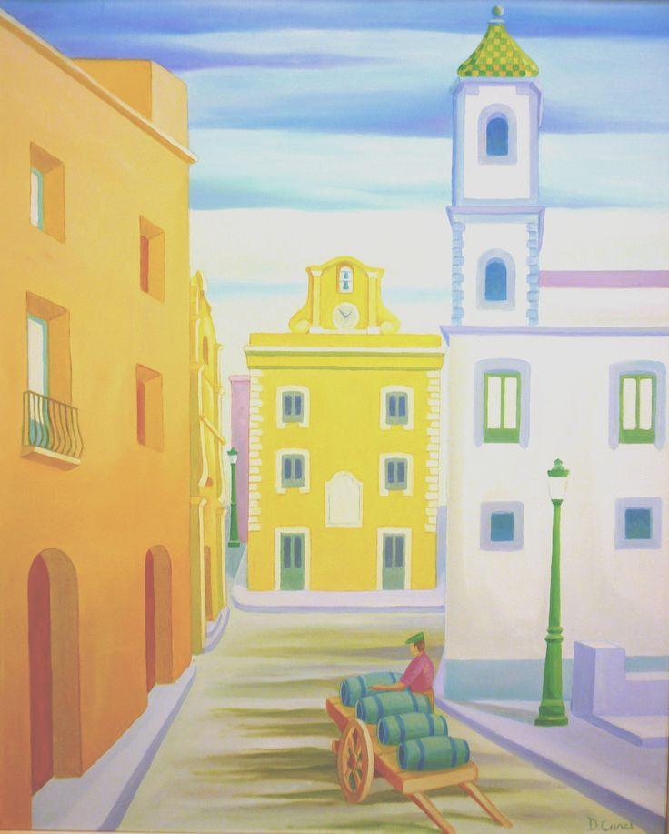 Centro storico Ischia