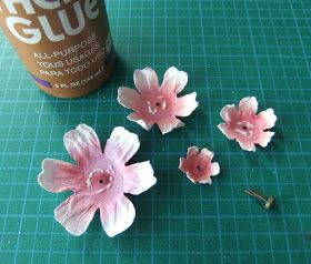 Making your own flowers to match your layout