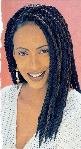 106 best Senegalese twists images on Pinterest | Natural ...