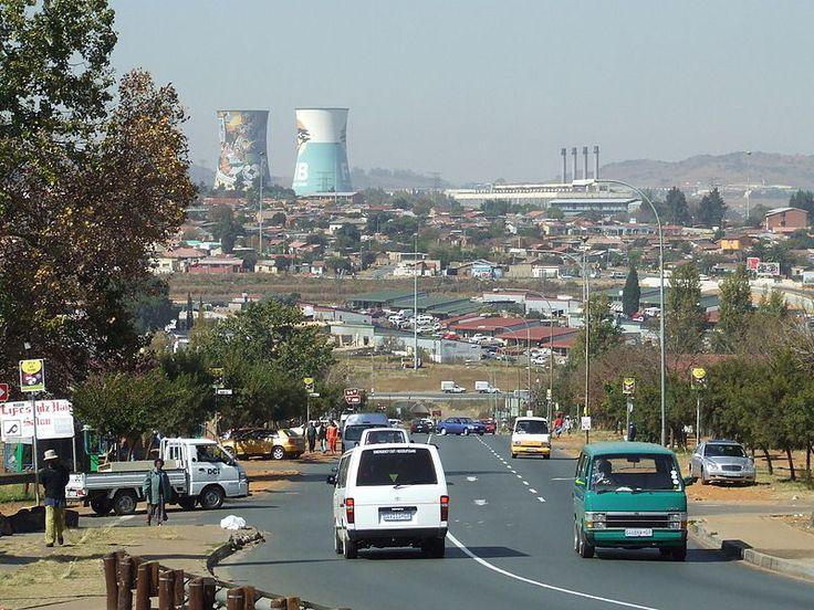 Soweto - Wikipedia, the free encyclopedia