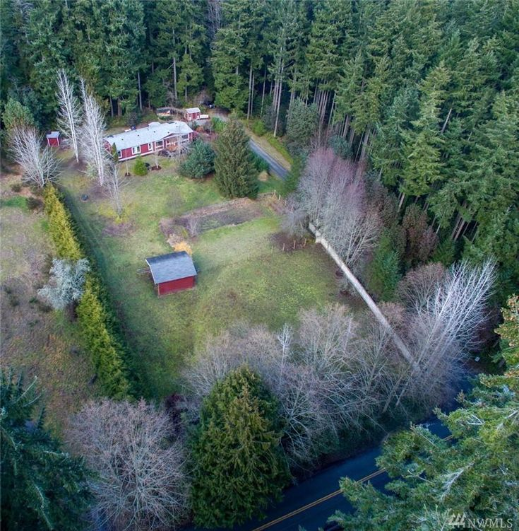 Horse Property For Sale Bainbridge Island