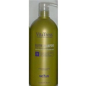 Nexxus VitaTress Biotin Shampoo Liter