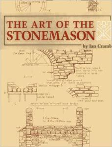 Art of the Stone Mason - book cover.
