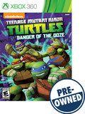 Teenage Mutant Ninja Turtles: Danger of the Ooze - PRE-Owned - Xbox 360, Multicolor