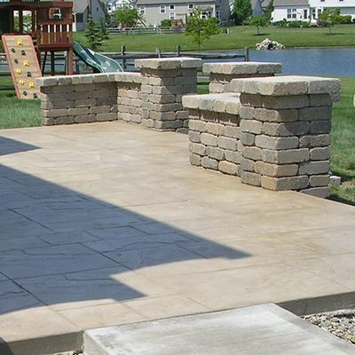 Custom Concrete Plus: Custom Concrete Services Offered In Columbus, Ohio  Metro Area.