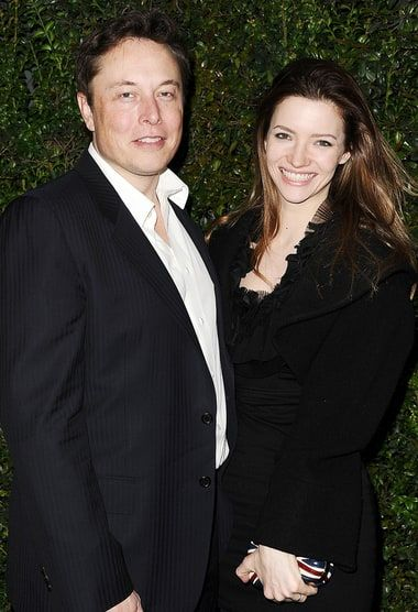 Elon Musk's estranged wife, Talulah Riley, isn't ruling out getting back together with her estranged husband after his weekend with Amber Heard — read her quotes