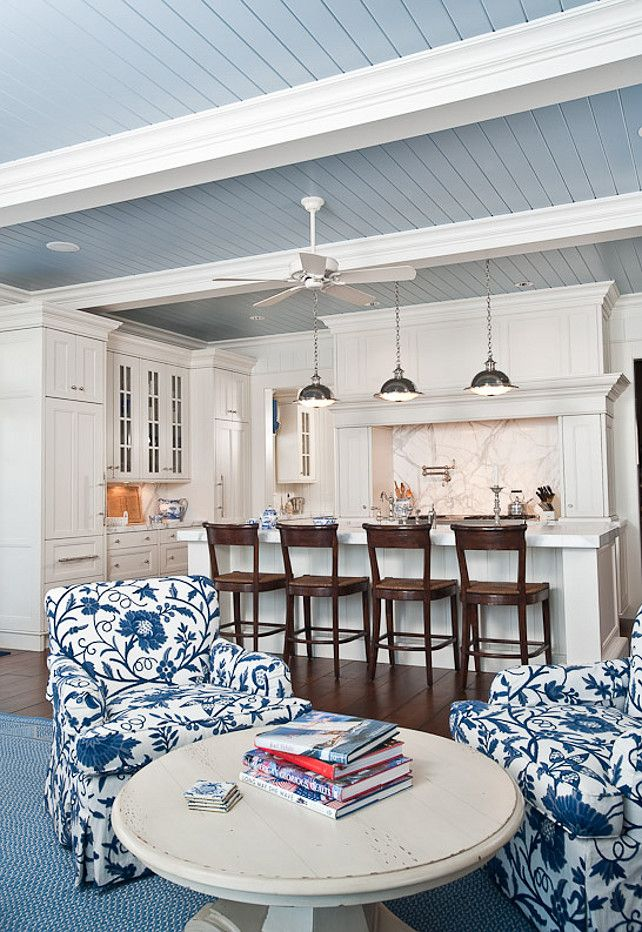 kitchen ceiling colors best 25 blue ceilings ideas on blue porch 3324