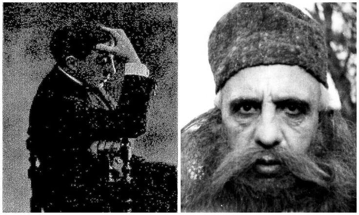 """Αχιλλέας Μαδράς, ο ηθοποιός που γύρισε τις πρώτες κινηματογραφικές ταινίες. Από το όνομά του βγήκε η λέξη """"σαρδάμ"""", ενώ η γυναίκα του εμφανίστηκε γυμνόστηθη σε φιλμ του 1931 - ΜΗΧΑΝΗ ΤΟΥ ΧΡΟΝΟΥ"""
