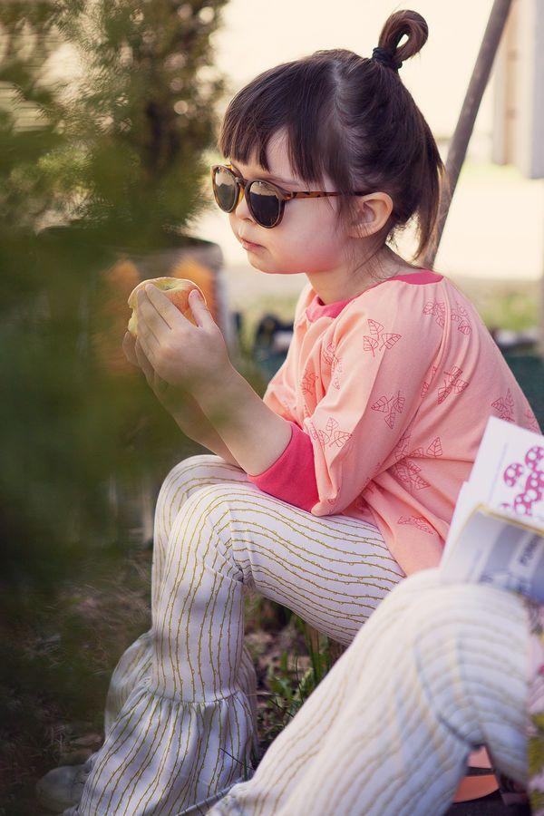 Kotimainen tyttöjen tunika | Poutapukimo