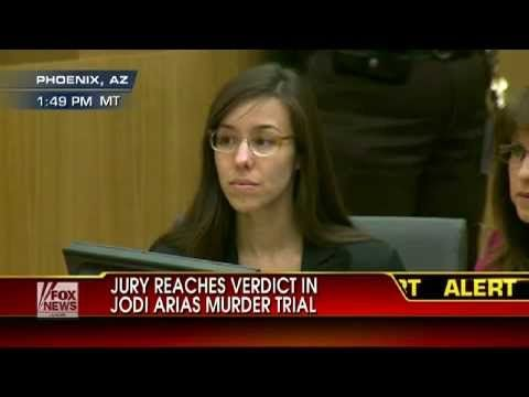 :) Watch Jodi Arias reaction as guilty verdict is read