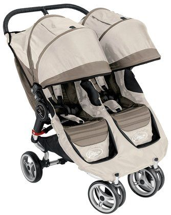 City mini double stroller pram the best pram ever for twins. #Baby #mom #Stroller