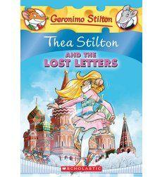 Thea Stilton book 21: The Lost Letters