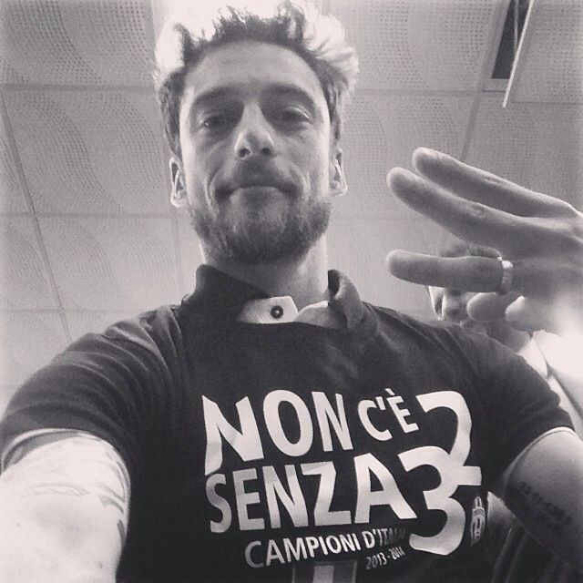 Il Principino #selfie #juvex3 CLAUDIO MARCHISIO