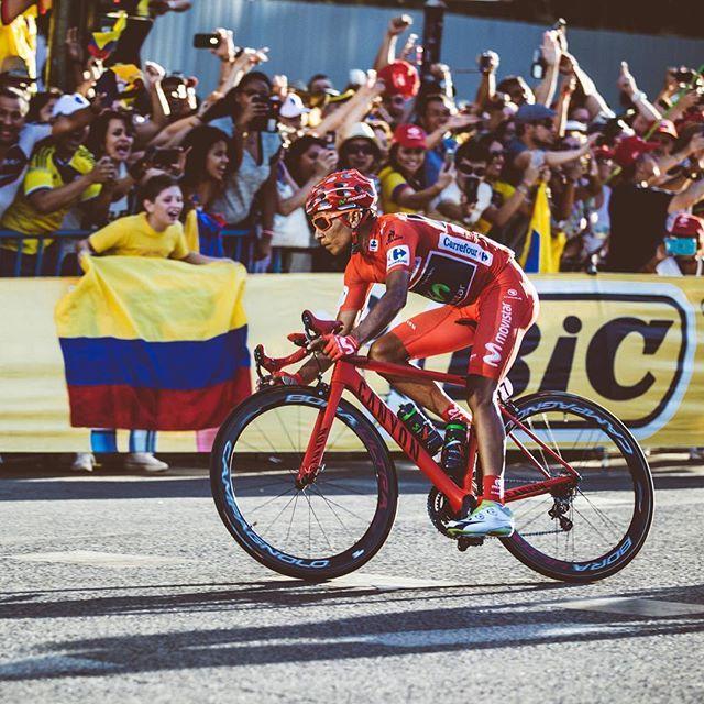 Nairo Quintana Vuelta a Espana 2016