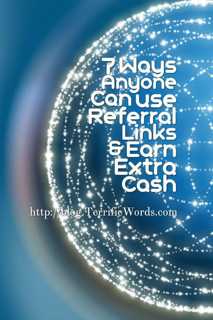If you're shopping online at sites like Zulily, Zazzle, VistaPrint and more and aren't using referral links, you're doing it wrong. Learn how to put your referral links for your favorite sites to work for you and earn extra bucks!
