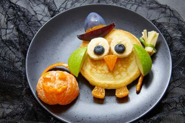 Halloween ideas: how to decorate festive dishes