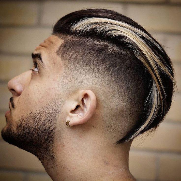 Long Hair For Undercut : The 10 best images about undercut on pinterest gentleman