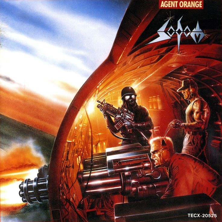 Sodom-Agent Orange