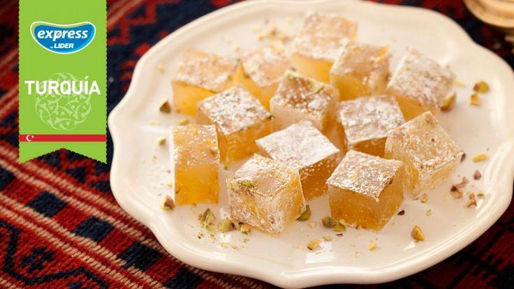 Delicias turcas, la receta express de Lider de hoy
