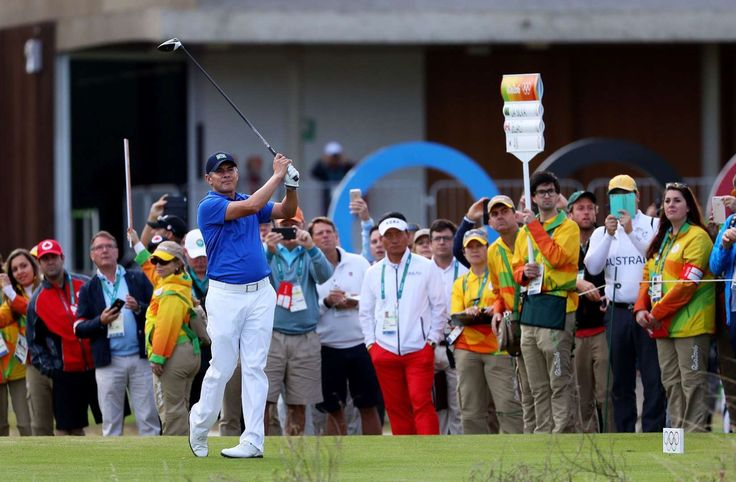 Olympic Golf: Thursday's Winners & Losers  - August 11, 2016  -     Winner -- Adilson da Silva The lone Brazilian in the field shot a one-over 72 on Thursday, but his score was secondary to the story. To da Silva, who hit the first tee shot of the tournament, representing his homeland was the true achievement.   More...