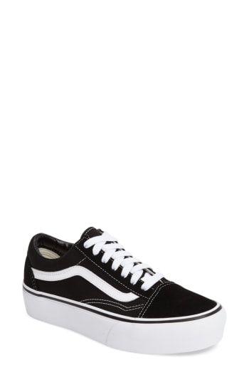 7bf1a174edd1 Beautiful Vans Old Skool Platform Sneaker (Women) women shoes.   64.95 ๏ฟฝ   74.95  topoffergoods from top store