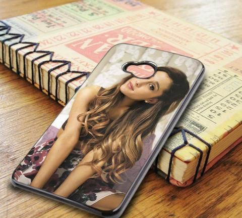 Ariana Grande Smiley HTC One M7 Case