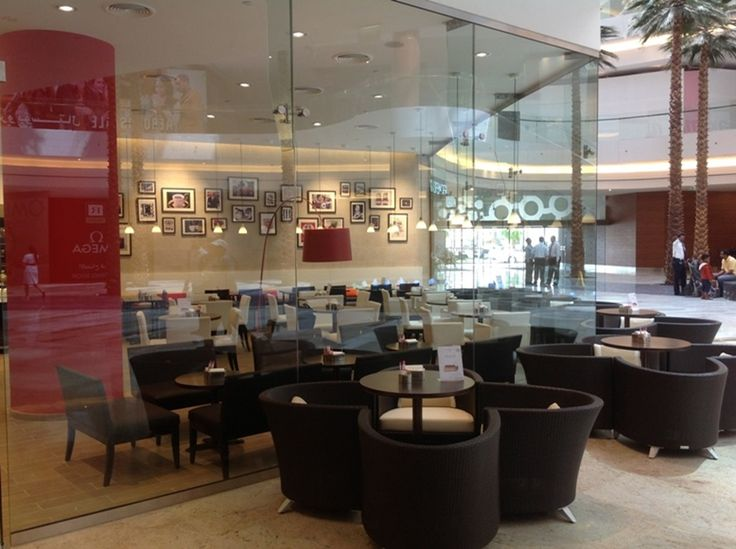 Project : Al-Ghurair : Dubai : Illy Shop