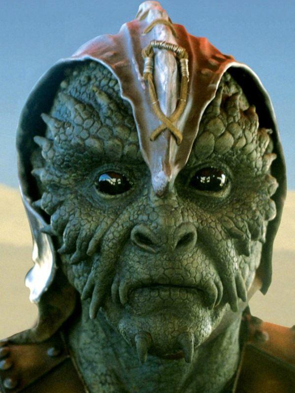 Klaatu Skiff Guard of Jabba The Hutt