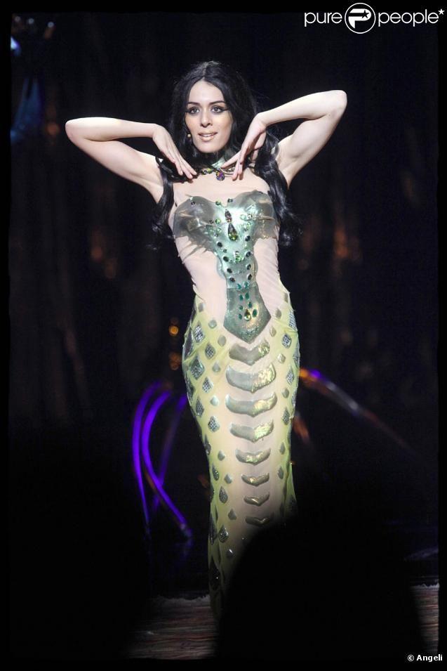 Cleopatra interpretada por Sofia