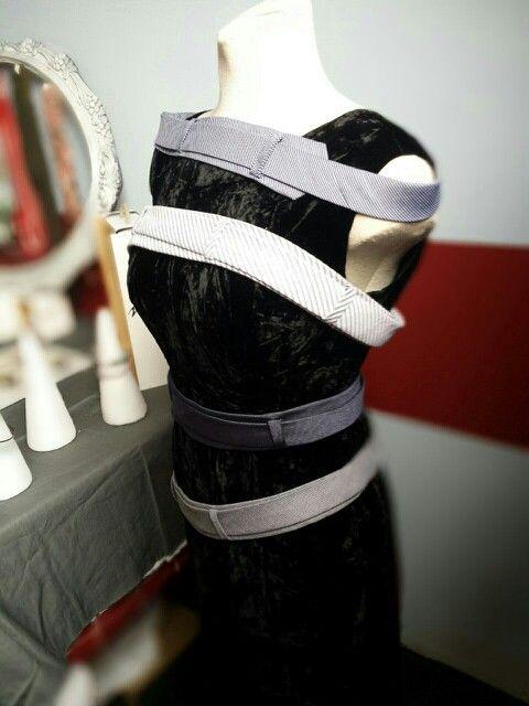 Nefer tie belts