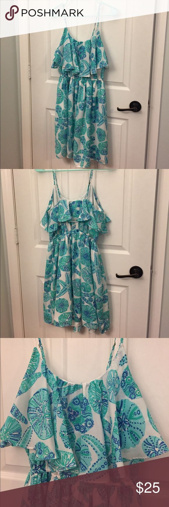 Selling this Lilly Pulitzer for Target dress on Poshmark! My username is: amywalker0316. #shopmycloset #poshmark #fashion #shopping #style #forsale #Lilly Pulitzer #Dresses & Skirts