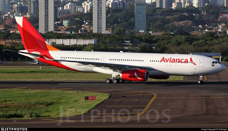 [1400pix] First A330-243 pax to Avianca Brasil. TLS - POA non stop.. PR-OCX. Airbus A330-243. JetPhotos.com is the biggest database of aviation photographs with over 3 million screened photos online!