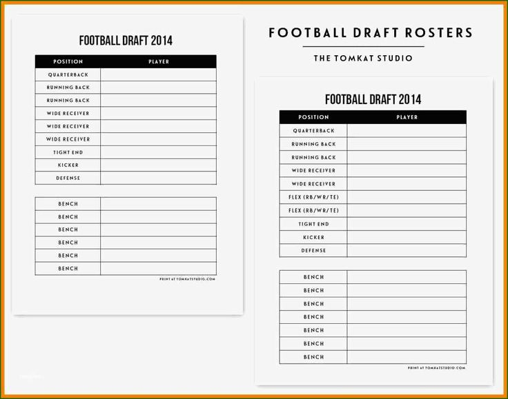Fantasy Football Draft Spreadsheet Template 17 Consultation That Will Wow You Football Draft Fantasy Football Fantasy Football Draft Sheet