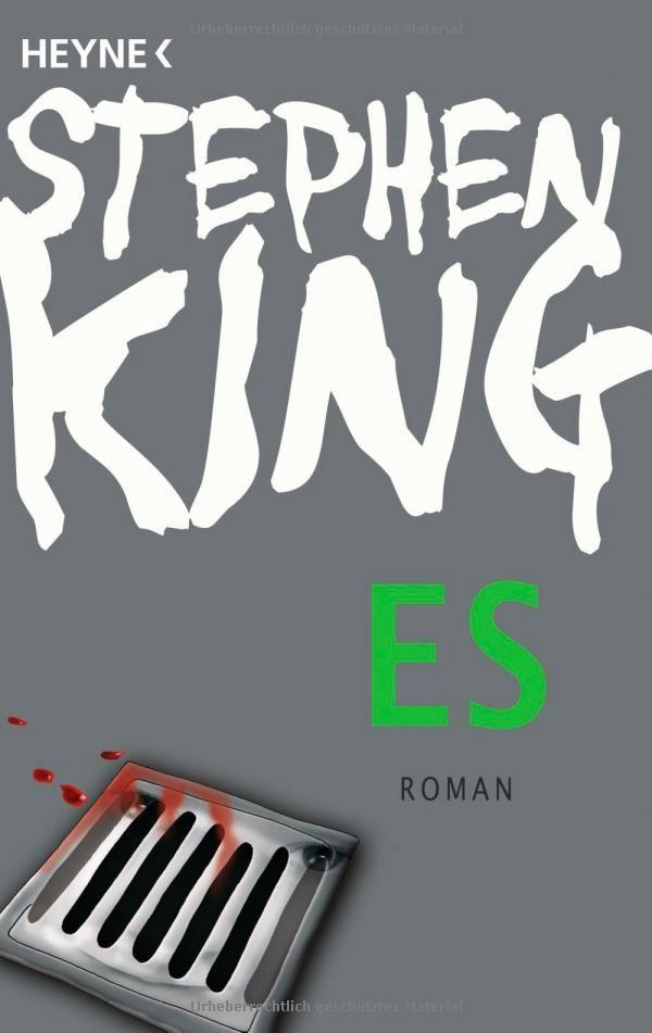 Es: Roman: Amazon.de: Stephen King, Anja Heppelmann, Alexandra von Reinhardt, Joachim Körber: Bücher
