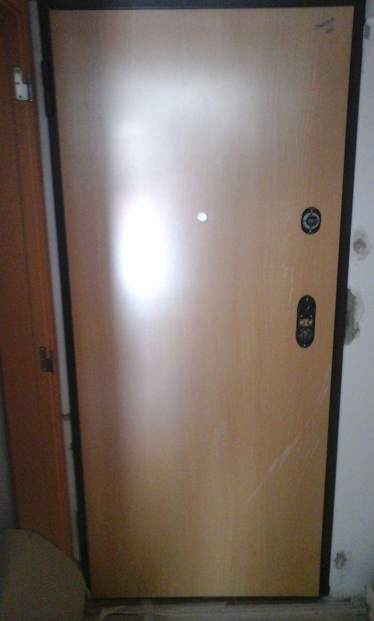 Instalação de porta blindada Dierre