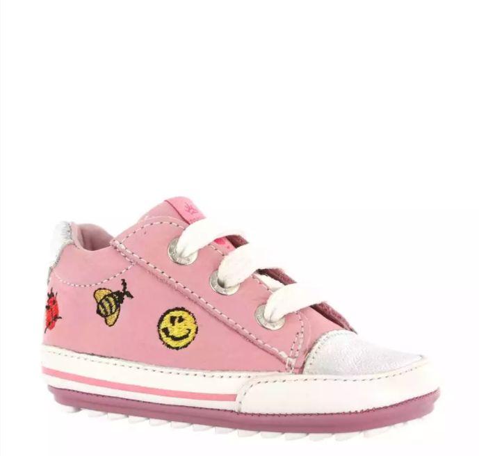 De nieuwe collectie van Shoesme vind je bij wehkamp #shoesme #collectie #baby #meisje #schoenen #schoen #sneaker #gymp #roze