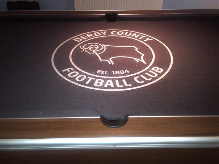 7 best Bespoke & Custom Pool Table Cloth Examples images by IQ Pool ...