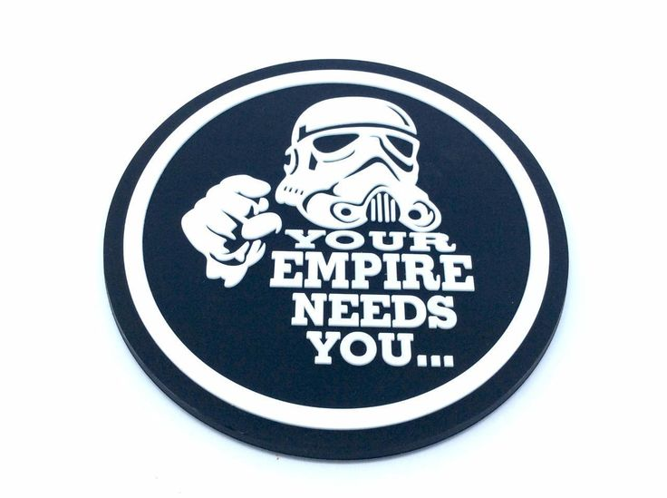 Empire Needs YOU Stormtrooper Star Wars PVC Large Fridge Magnet | eBay