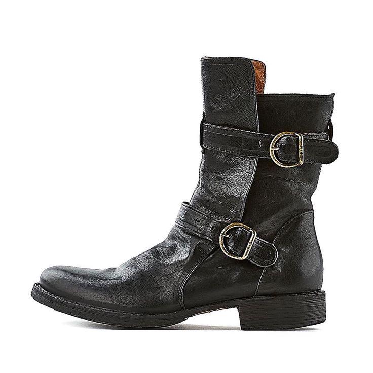 Wide Foot Chrome, Bottines Femme, Noir (Noir), 41 EUNew Look