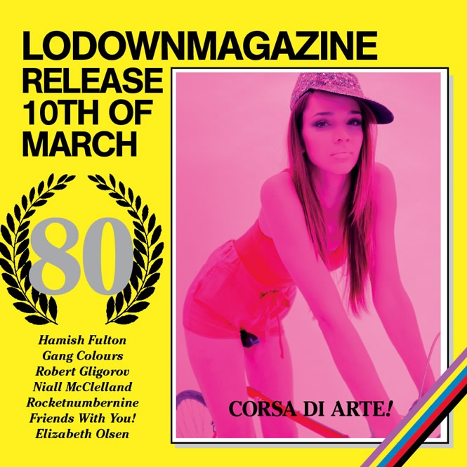 MissinWorkshop / Lodown Magazine   #80 Launch Party