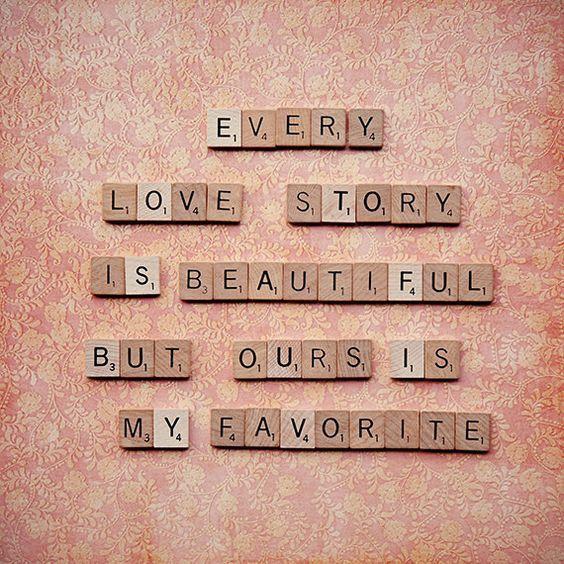 Scrabble Love Valentine's Day Love Quotes Quotes Love Delectable Best Valentine Day Quotes Ever