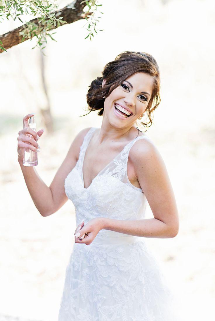 Beautiful Bride | Romantic Wedding | Lace Wedding Dress | Glamorous | Bridal Makeup Inspiration | Real Wedding | South Africa | Wedding Photography by Davish Photography