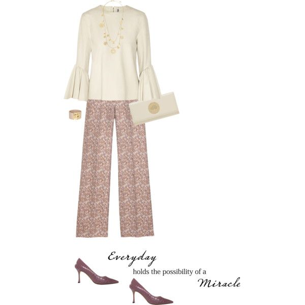 Pants by MULBERRY by fashionmonkey1 on Polyvore