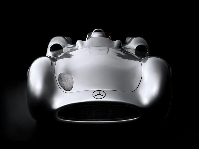 Mercedes-Benz W 196 'Silberpfeil', 1955