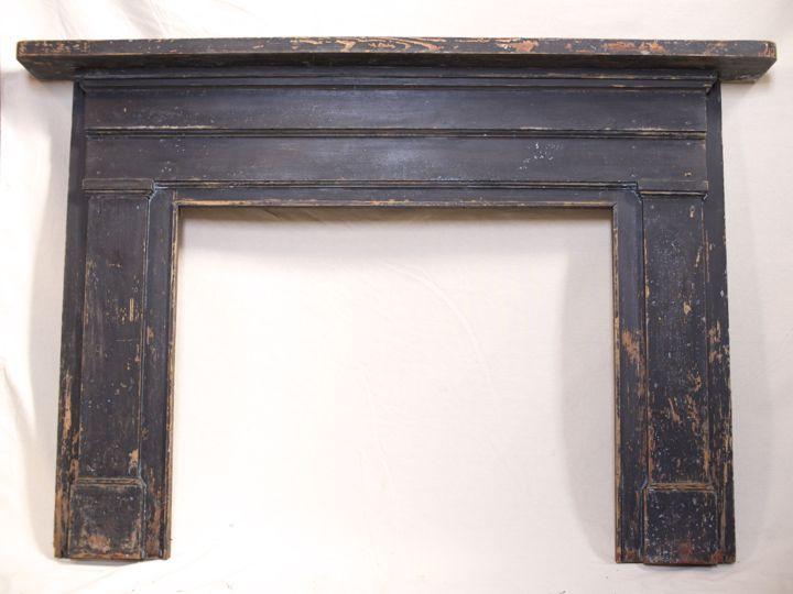 folk victorian fireplace mantels   Garden/Architectural Archive   David M. Mancuso Antiques