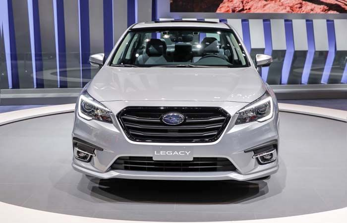 2019 Subaru Legacy Classy Sedan Review with Upgraded Engine