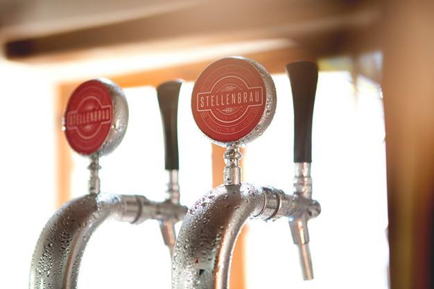 Pull in to #lekkeneheroes for an ice-cold, slow-brewed Craven Craft Lager... It really is THAT easy...