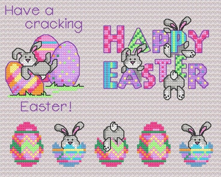 Pattern Now Available To Download Easter