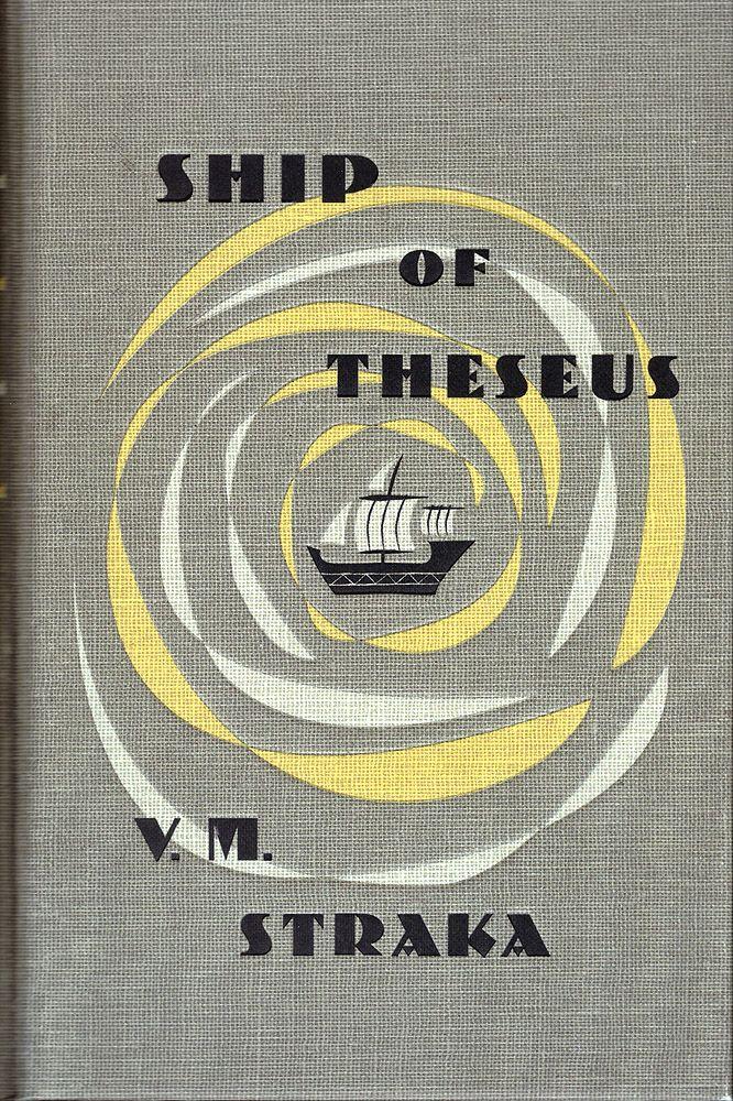 S (Ship of Theseus). By Doug Dorst and J.J. Abrams. Canongate Books, 2013.